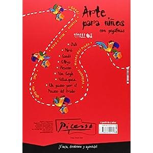 Picasso Para Niños. Un Viaje Con Formas Y Col (Arte Para Niños)