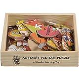 Skillofun Wildlife Picture Puzzle for 2-5 Years, Multicolour