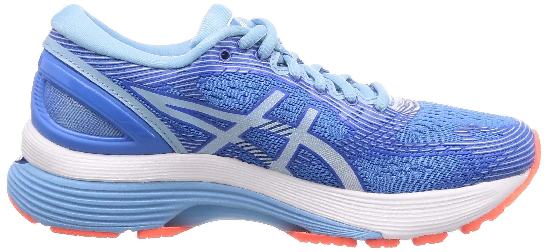 71jKHfczO L - ASICS Women's Gel-Nimbus 21 Running Shoes