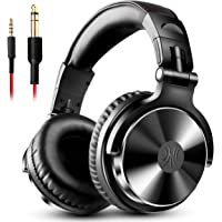 OneOdio Adapter-Free Closed Back Over-Ear DJ Stereo Monitor Headphones, Professional Studio Monitor and Mixing…