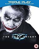 The Dark Knight (Blu-ray + DVD) [2008] [Region Free]