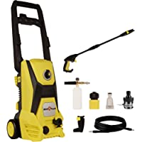 ResQTech 1700 Watt 135 Bar High Pressure Washer RSQ-PW105