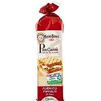 Mulino Bianco Pan Carrè Senza Strutto Ideale da Tostare- 24 Fette