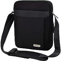 UBAYEE Borsello Uomo Tracolla iPad Tablet fino a 11 Pollici (25 cm), Impermeabile Borsa a Spalla per Viaggio Ufficio…