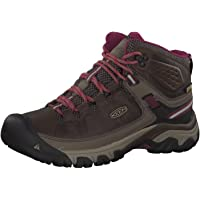 KEEN Women's Targhee Iii Waterproof Mid High Rise Hiking Shoes