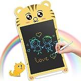 GUYUCOM Tavoletta Grafica Bambini da 8.5 Pollici,Lavagna Digitale per Bambini,Tavoletta Grafica LCD Animali Aggiornato,Lavagn