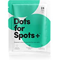 Dots for Spots® Original Acne Absorbing Pimple Patches, Cruelty Free, 1 Pack (24 Dots)