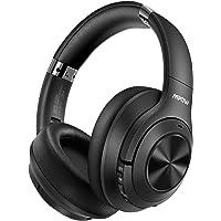 Hybrid Active Noise Cancelling Kopfhörer Mpow H21, 65 Std Spielzeit, Freisprachanruf 5 integriertes Mikrofone, Bluetooth…