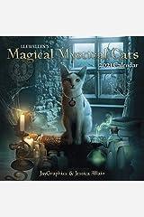 Llewellyn's 2021 Magical Mystical Cats Calendar Calendar