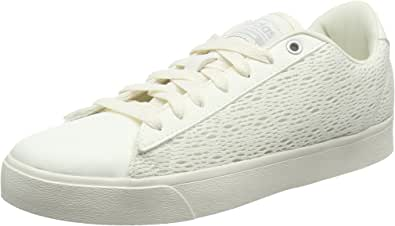 adidas Cloudfoam Daily QT Clean, Sneakers Basses Femme