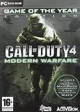 Call of Duty 4 Modern Warfare GOTY (PC DVD)