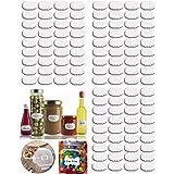 Angel Bear Vinyl Waterproof Vinyl Stickers - 108 Pieces, White