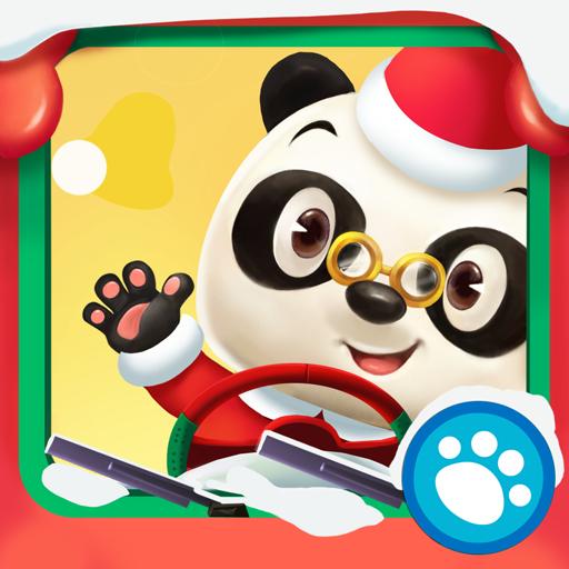 Dr. Pandas Weihnachts Bus (Russische Lustige Geschenke)