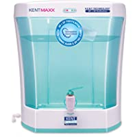 KENT Maxx 7-Litres Wall Mountable/Table Top UV + UF (White and Blue) 60-Ltr/hr Water Purifier with detachable storage…