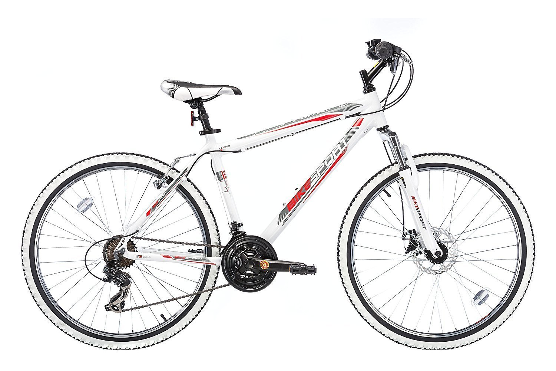 Bikesport Men\'s PRIME Hardtail Mountain Bike 26 inch wheels Alloy ...
