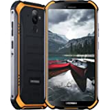 """DOOGEE S40 PRO (2020) Smartphone Rugged, Dual 4G IP68 Cellulare Antiurto Android 10,4GB + 64GB, Schermo 5.45 """"HD+, Fotocamera"""