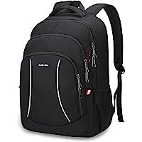 Della Gao Laptop Rucksack Herren, Arbeit Business Rucksack Wasserdicht Rucksack Schule Tasche Damen Daypack mit USB…