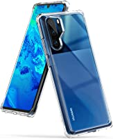 Ringke [Fusion] Designed for Huawei P30 Pro Crystal Clear PC Back Case [Anti-Cling Dot Matrix Technology] Lightweight...