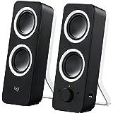 Logitech 980-000800 Speakers for PC (Black)