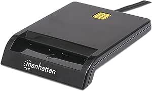 Manhattan 102049 Smartcard Lesegerà T Chipkartenleser Elektronik