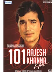 101 Rajesh Khanna Hits (Original Video of Hindi Film Songs)