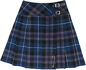 "Tartanista - Kilt Donna Viola 50,8cm (20"") - Honour of Scotland"