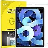 JETech Protector de Pantalla Compatible con iPad Air 4 10,9 Pulgadas, iPad Pro 11 Pulgadas Todos los modelos, Vidrio Templado