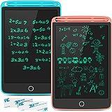 """Tecboss Tableta de Escritura LCD, 8,5"""" Pulgadas Tableta Gráfica con 4 Imanes, Tablero de Dibujo Pizarras para Oficina en Casa"""