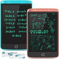 Tecboss Tablettes d'écriture LCD , 2PCS Planche à Dessin Numérique 8,5 Pouces avec 4 Aimants, Tablette Graphique de…