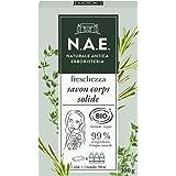 N.A.E. - Savon Solide Douche Corps Rafraichissant - Gel Douche - Certifié Bio - Formule Vegan - 99 % d'ingrédients d'origine