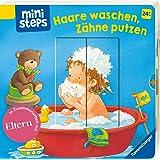 Haare waschen, Zähne putzen: Ab 24 Monaten