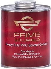 Prime Heavy duty PVC solvent cement-100ml