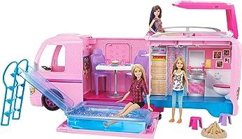 Barbie - (Mattel Fbr34) Muhteşem Karavanı