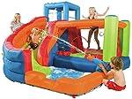 Plum Bouncer and Slide (Multicolour)