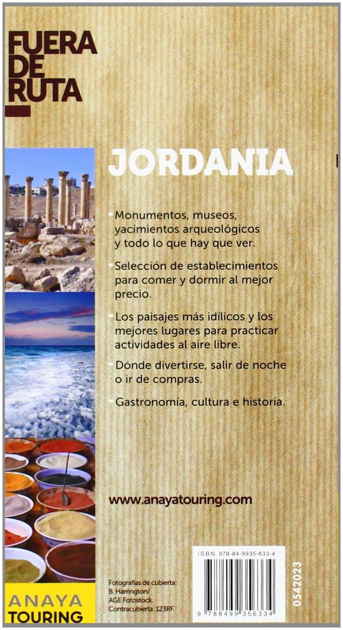 Jordania (Fuera De Ruta) 2