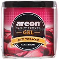 AREON Anti Tobacco Gel Air Freshener for Car (80 g)