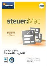 WISO steuer:Mac 2018 (für Steuerjahr 2017)|Frustfreie Verpackung