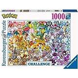 Ravensburger- Puzzle 1000 pièces Pokémon Adulte, 4005556151660, 0