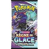 Pokémon Epée et Bouclier-Règne de Glace (EB06) -Booster-Jeu de Cartes à Collectionner-Modèle aléatoire, POEB602