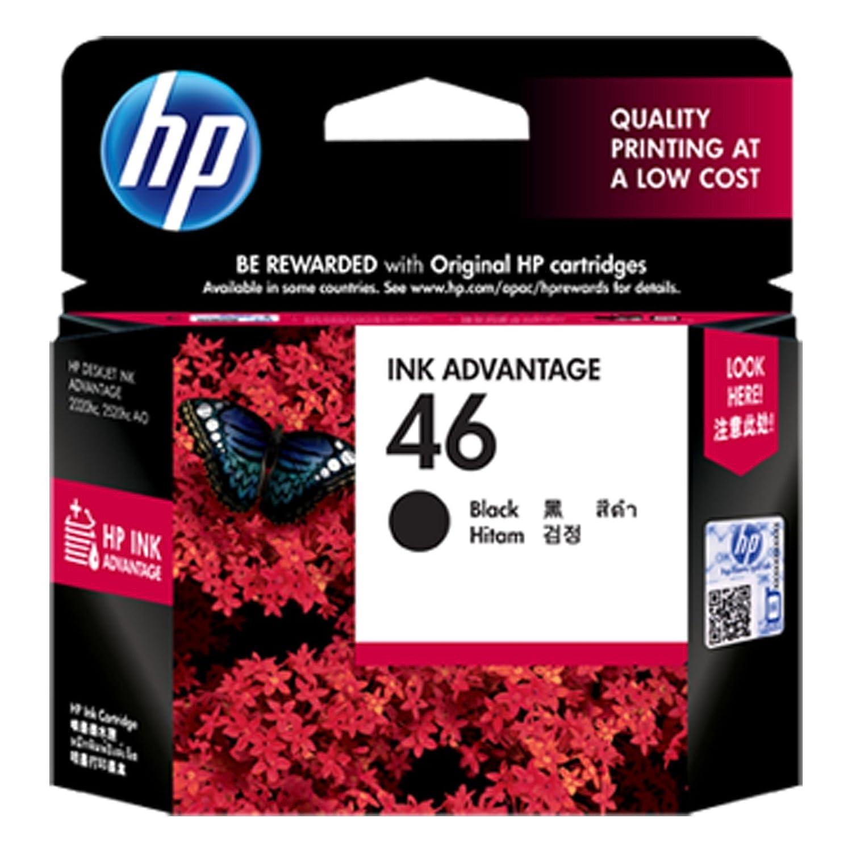 HP 46 Ink Cartridge