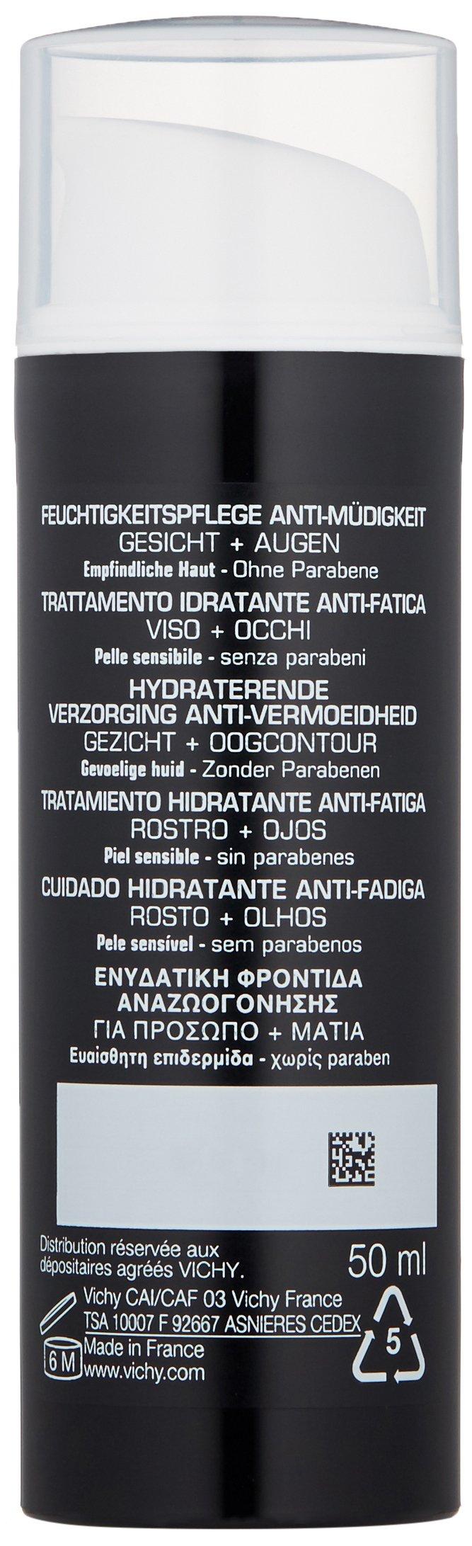 VICHY HOMME Hydra Mag C Hidratante Antifatiga 50 ml