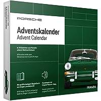 FRANZIS Porsche 911 Adventskalender 2020 | In 24 Schritten zum Porsche unterm Weihnachtsbaum |Neue überarbeitete Edition…