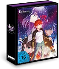 Fate/stay night Heaven´s Feel I. Presage Flower - Limited Edition (+ Soundtrack-CD und Artbook) [Blu-ray]