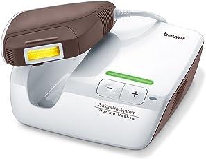 Beurer IPL 10000 plus, dauerhafte Haarentfernung, klinisch getestet, extra große Lichtfläche, 250.000 Lichtimpulse