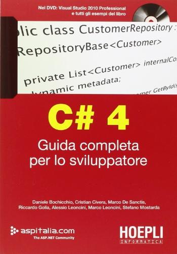 C# 4. Guida completa per lo sviluppatore