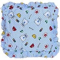 BCARE Cotton Full rai Mustard Seeds Baby Pillow 0-12 Months