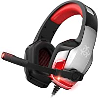 ONIKUMA Xbox Headset, Gaming Headset for PS4, Xbox One, Nintendo Switch, PC, Mac, Laptop,…