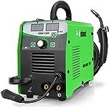 Reboot Soudeur MIG 130A 230V 1 KG IGBT Gaz sans gaz MIG/ARC/Lift TIG Soudeur 4 en 1 fil fourré/Fil solide MIG Inverter Weldin