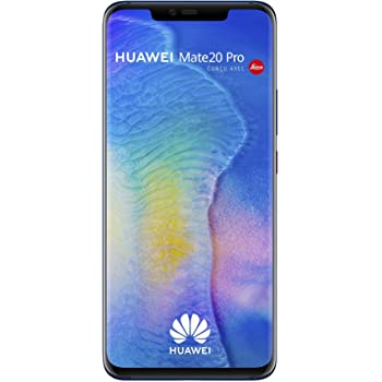 "Huawei Mate 20 Pro 16,2 cm (6.39"") 6 GB 128 GB Dual SIM ibrida 4G 4200 mAh, Colore : Blu (Midnight Blue)"