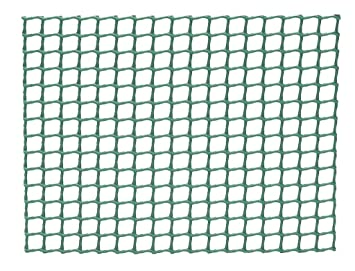Green Garden Mesh Rigid Heavy Duty Square Plastic Landscaping